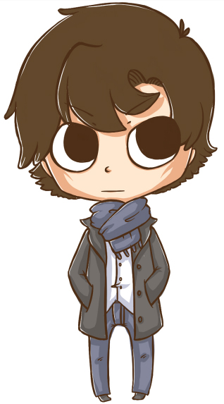 Sherlock by Princess-Snowdust