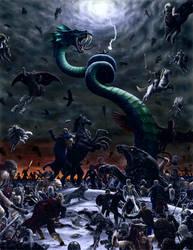 Ragnarok by HarryBuddhaPalm