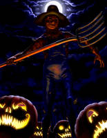 Scarecrow by HarryBuddhaPalm