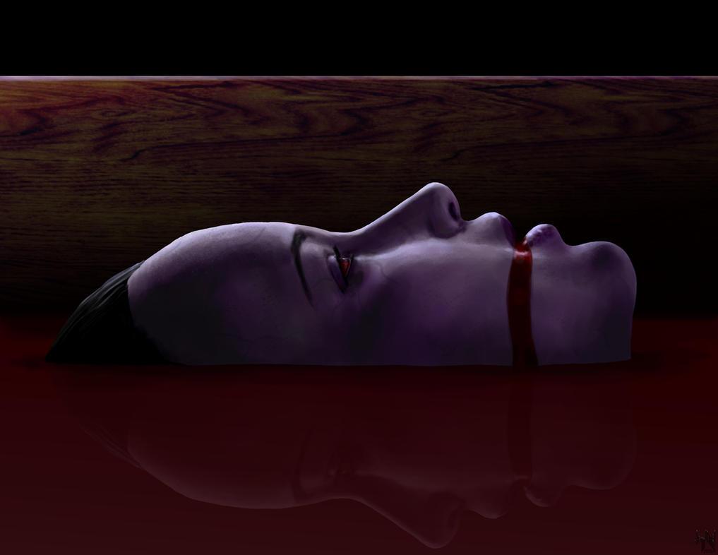Blood by HarryBuddhaPalm