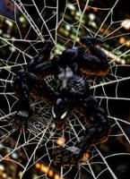 Venom's Web by HarryBuddhaPalm