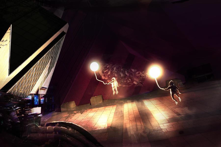 Dark Places by Reydius