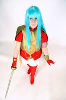 Eirika cosplay by Doomycaffei