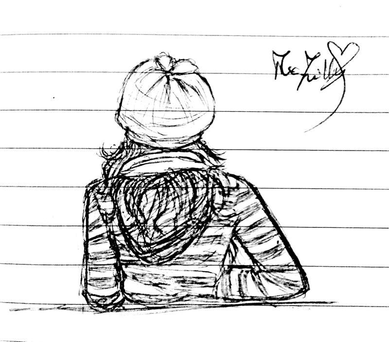 Random girl by Lillian-Phantomhive