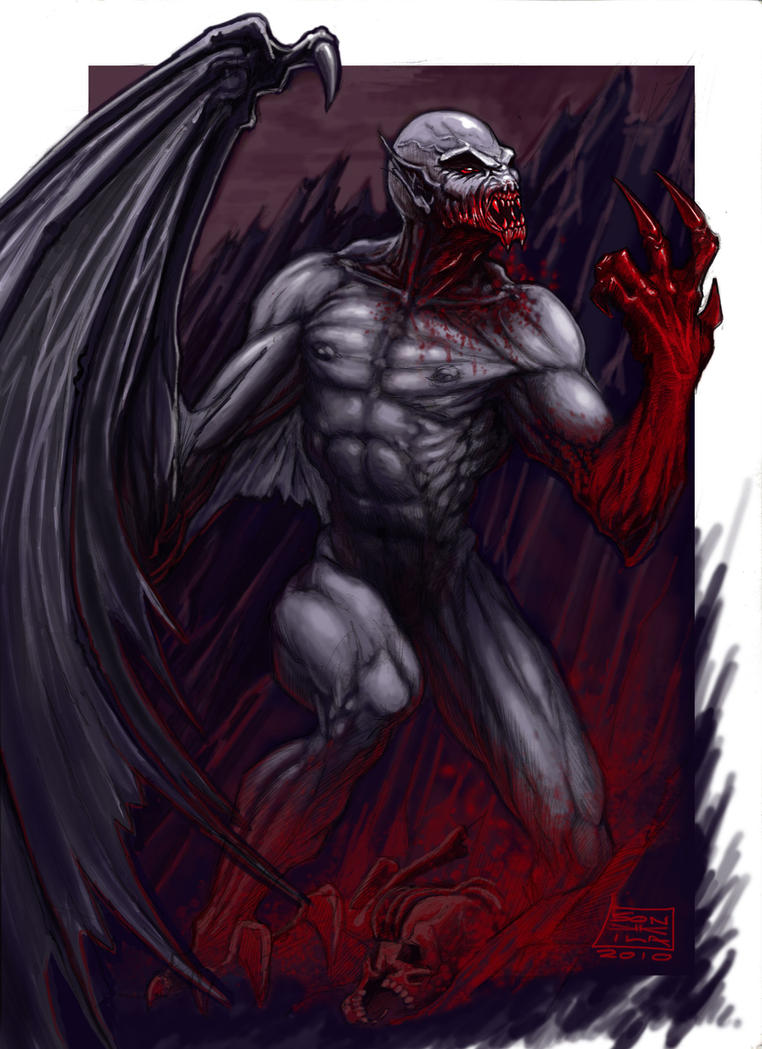 Vampire Unveiled 2 by BenSonkkila