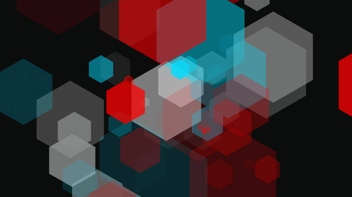 Circles Abstract wallpaper