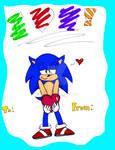 Sonic's Valentine's Day