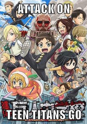 Newest Attack on Titan Spin-Off by Doomslicer