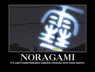 Noragami Seems Familiar... by Doomslicer