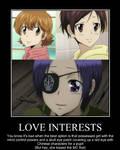Anime Love Interests