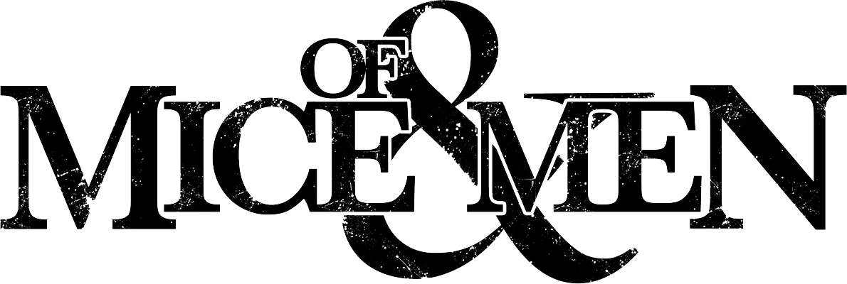 Of Mice and Men Logo PNG by CheapThrillsGlmrKlls