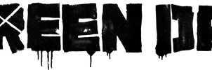 Green Day Logo PNG by CheapThrillsGlmrKlls