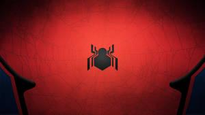 Civil War Spider-Man: Minimal Wallpaper 2