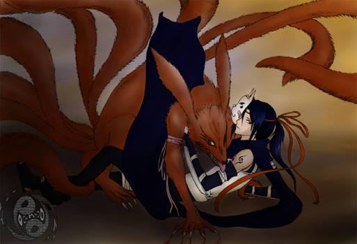 Naruto - NaruxSasu: Vulpecula