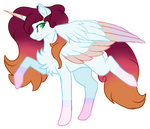 Alicorn Adopt 1 - [closed] by DragonHeart-Oracle