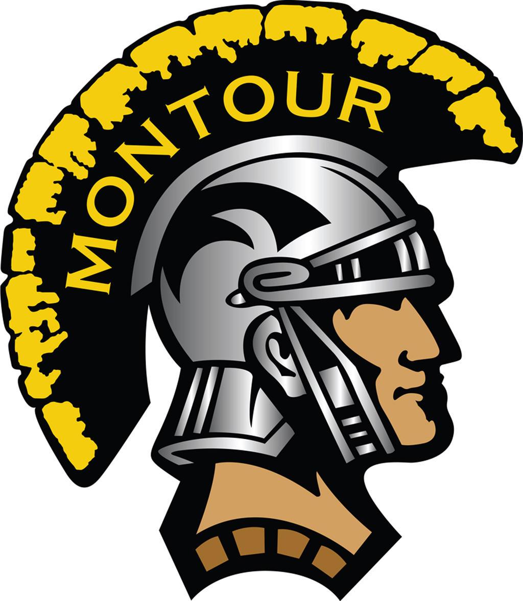 Montour Logo Right Face Small