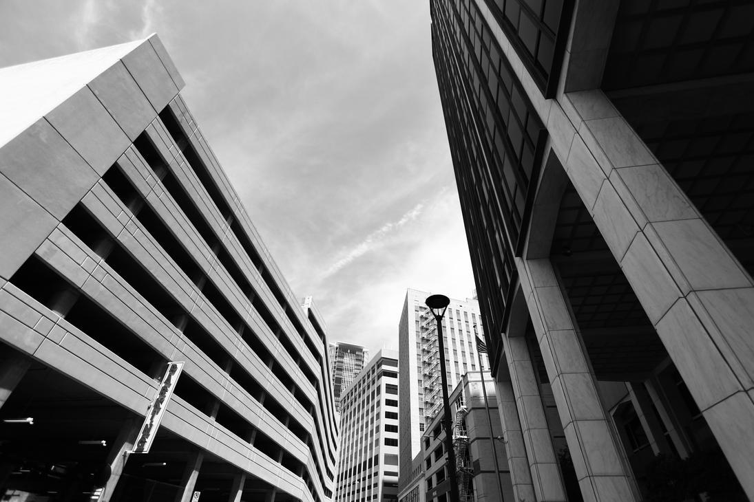 City Street by JakeHGuy