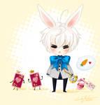 ::White Rabbit::