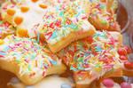Sugar Stars with sprinkles 2