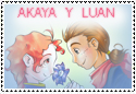 akaya and luan stamp by suletyel
