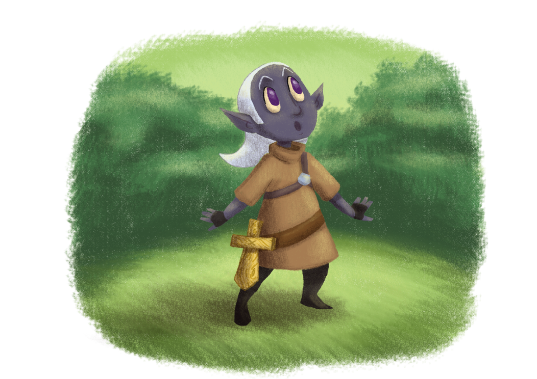 little drow test2