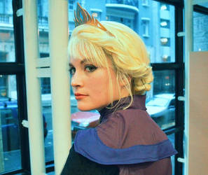 Elsa - Frozen cosplay
