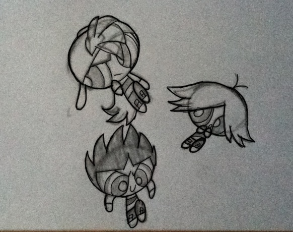 Snips snails and a puppy dog tail by gamergirl554