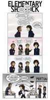 Elementary/Sherlock 1 by maryfgr23