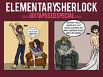 Elementary/Sherlock Special