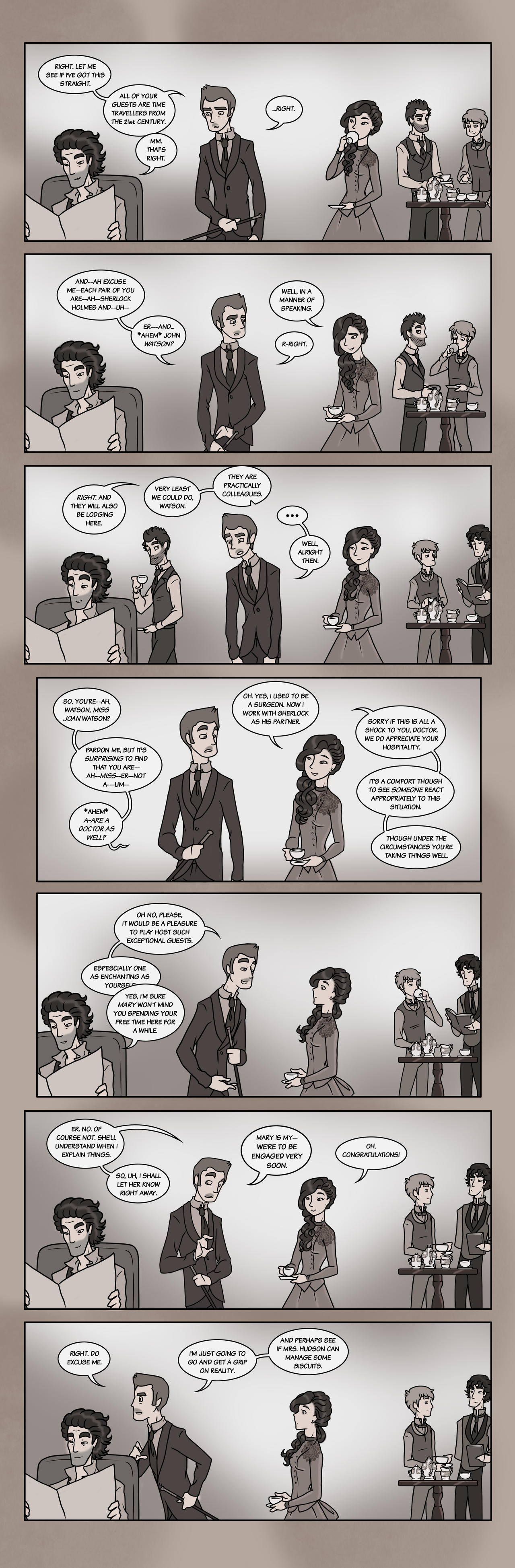 Elementary/Sherlock Special: Part Seven by maryfgr23