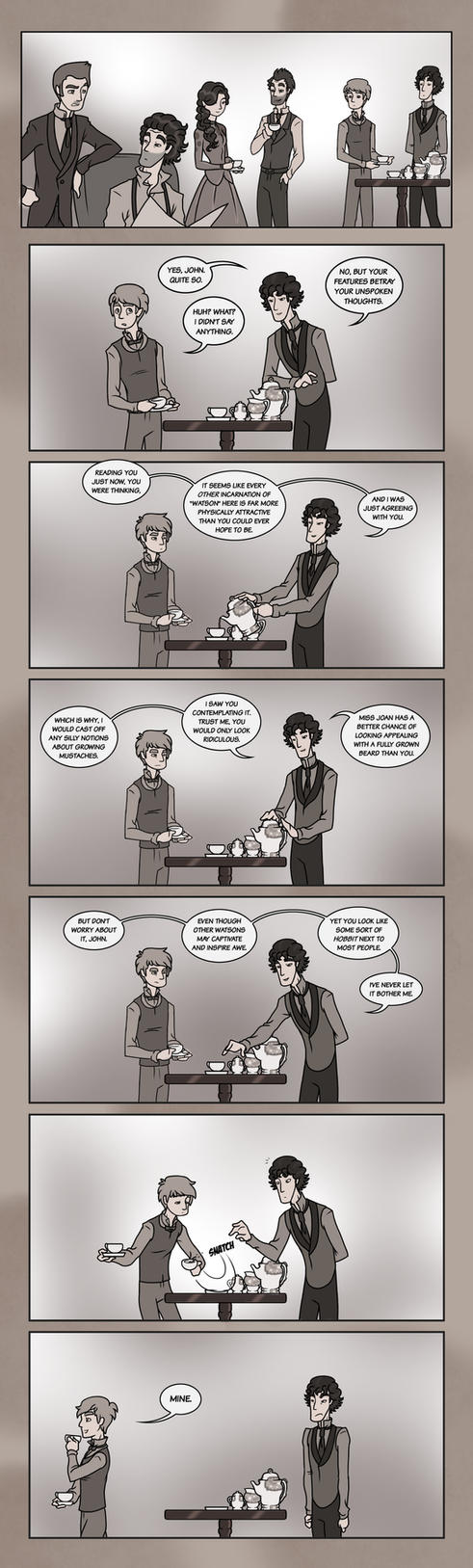 Elementary/Sherlock Special: Part Eight by maryfgr23