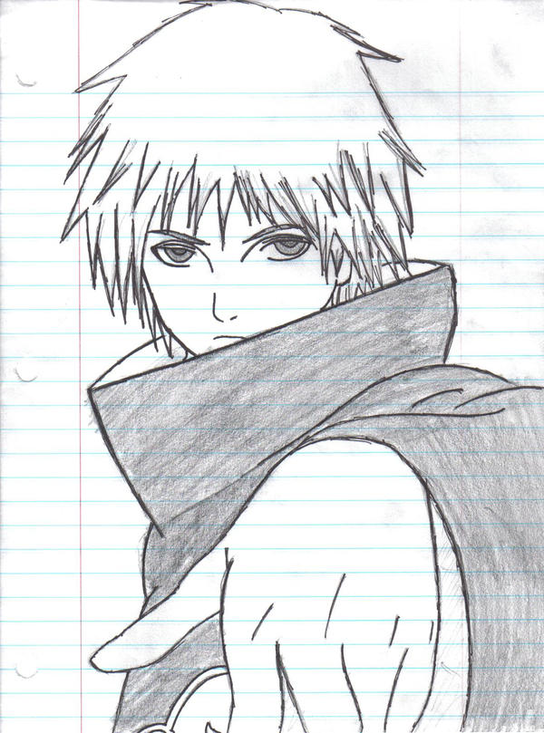Pictures Of How To Draw Sasori Wwwstargate Rasainfo