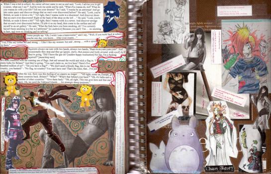 Sketchbook 07-08