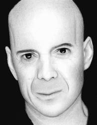 Bruce Willis by Enjoymaadi