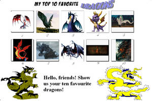 My 10 favorite dragons in media by Shadow-Dragon-777