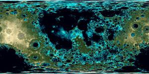 Terraformed Moon 16K