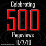 500 Pageviews :D