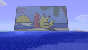 Beach Life - Minecraft
