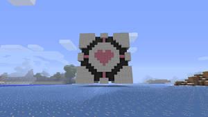 Companion Cube 2 - Minecraft