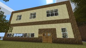 House 1-1 - Minecraft by LucidFusion