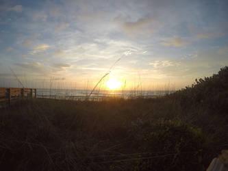 Space Coast Sunrise 26 Feb, 2015 by LucidFusion