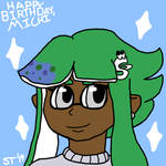Birthday Gift for Michi