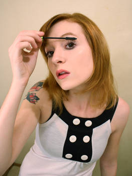 01.21.2009 - Mascara.