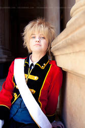 Hetalia Shoot: Britain by chisa