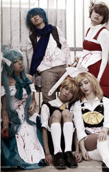 Alice Human Sacrifice by chisa