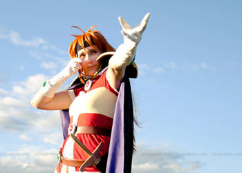 Slayers: Flare Arrow by chisa