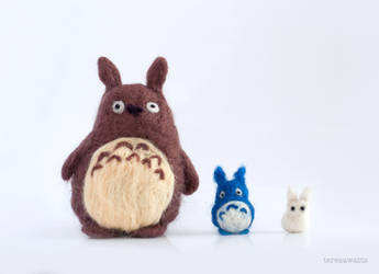 Totoro by chisa