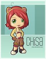 Chibi RO Chisa - Thief by chisa