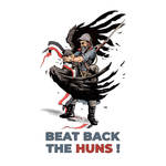 Beat Back The Huns!
