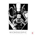 Inktober 52 2021: 11 Microscopic